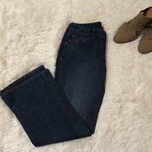 Ann Taylor Loft Women's Jeans Boot Cut Size 2P